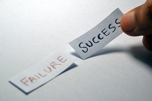 business failure success